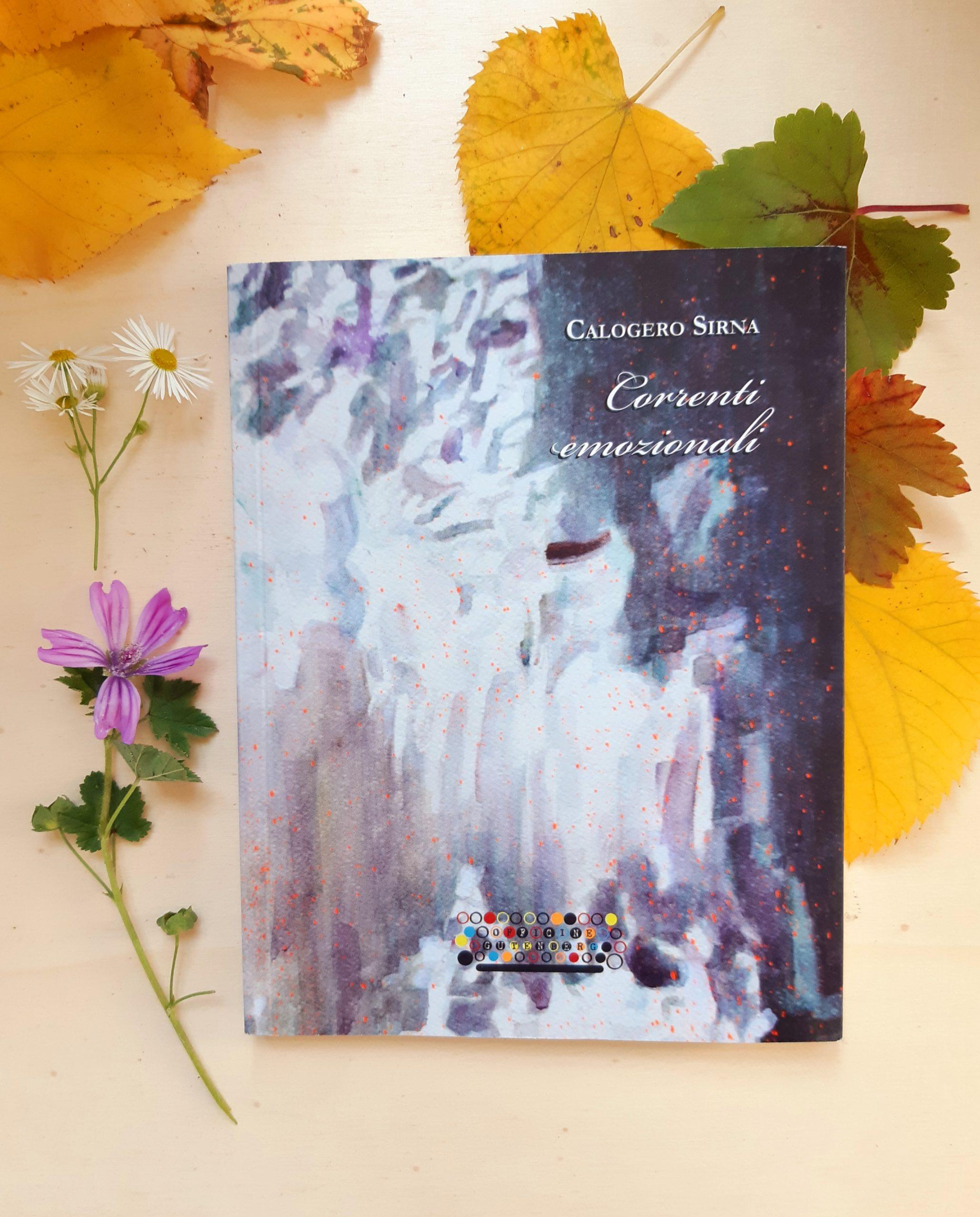 Read more about the article Correnti emozionali: nuovo libro per Calogero Sirna
