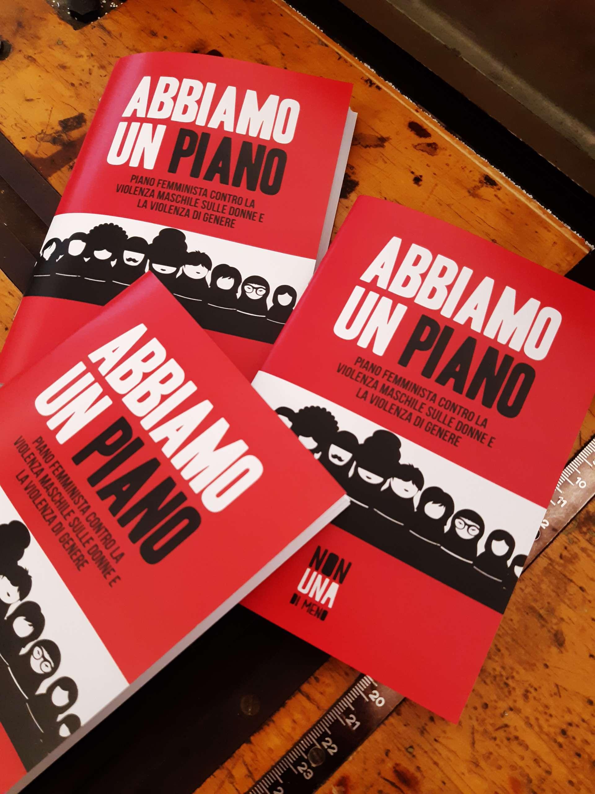 """Read more about the article Non una di meno e il nuovo libretto """"Abbiamo un piano"""""""