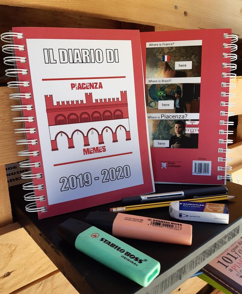 Read more about the article A scuola con il Diario di Piacenza Memes!
