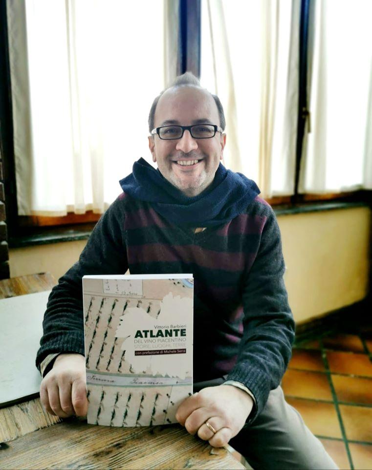 Vittorio Barbieri e l'Atlante del vino piacentino