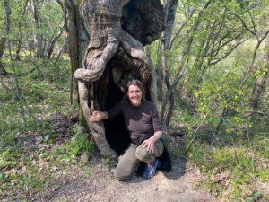 Read more about the article Si torna #nelbosco! Intervista a Francesca Bonello, la forest coach