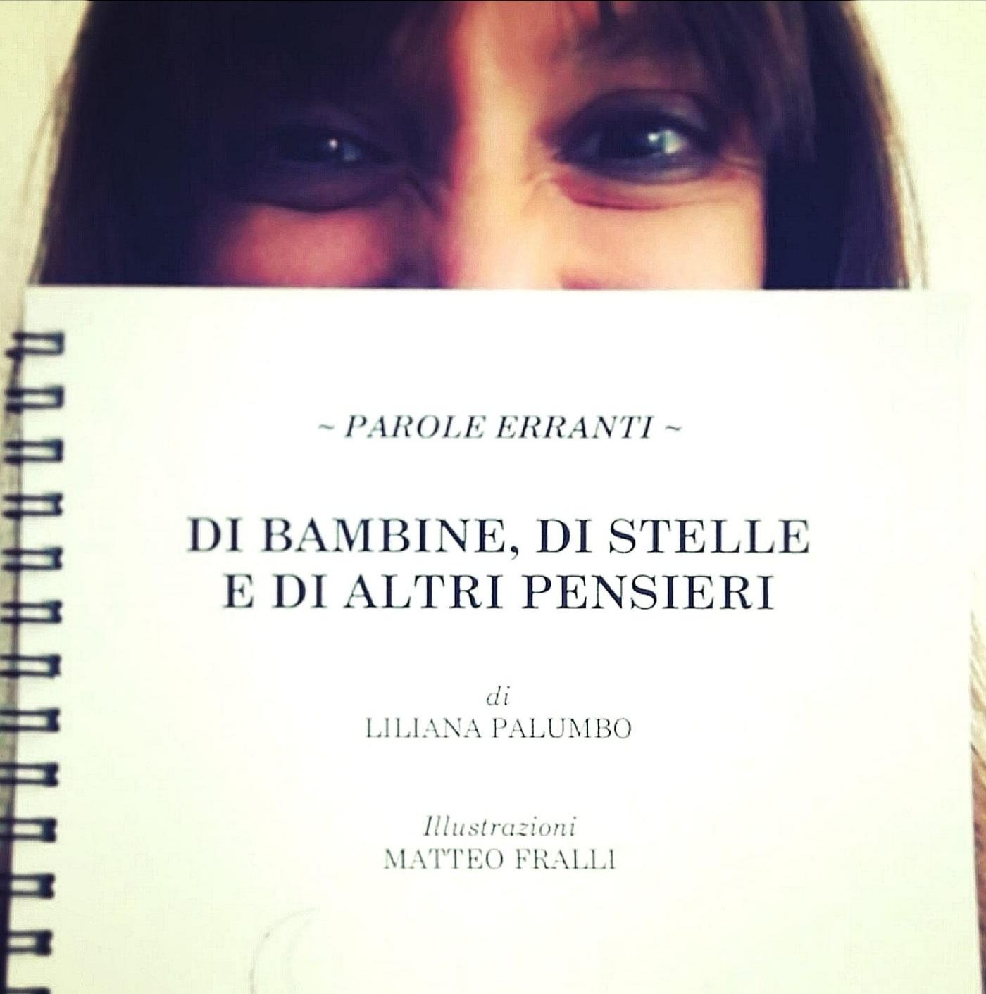 """Un libro di poesie nel nostro catalogo: Liliana Palumbo e """"Di bambine, di stelle e di altri pensieri"""""""
