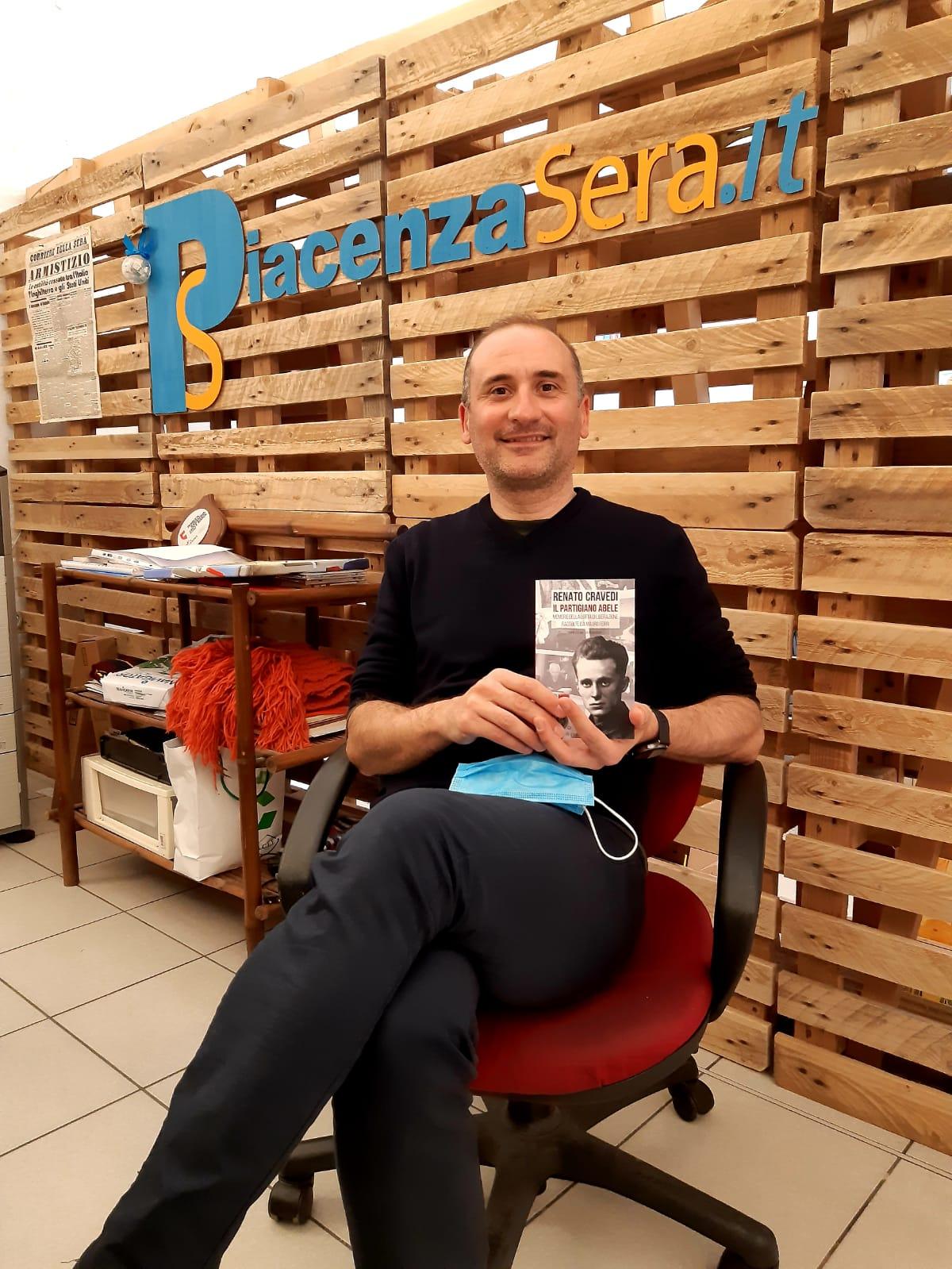Read more about the article Il partigiano Abele ora è libro!