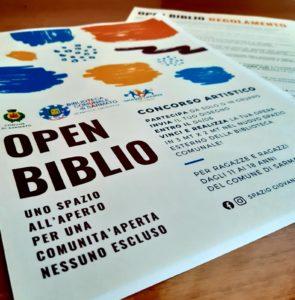 Read more about the article A Sarmato nasce Open Biblio!