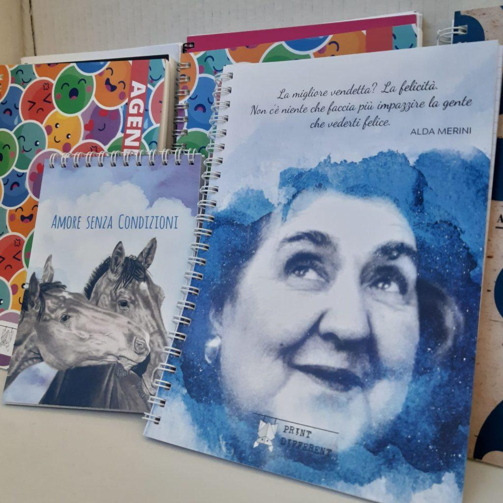 Dall'Associazione Bottigelli un regalo per la linea Print Different