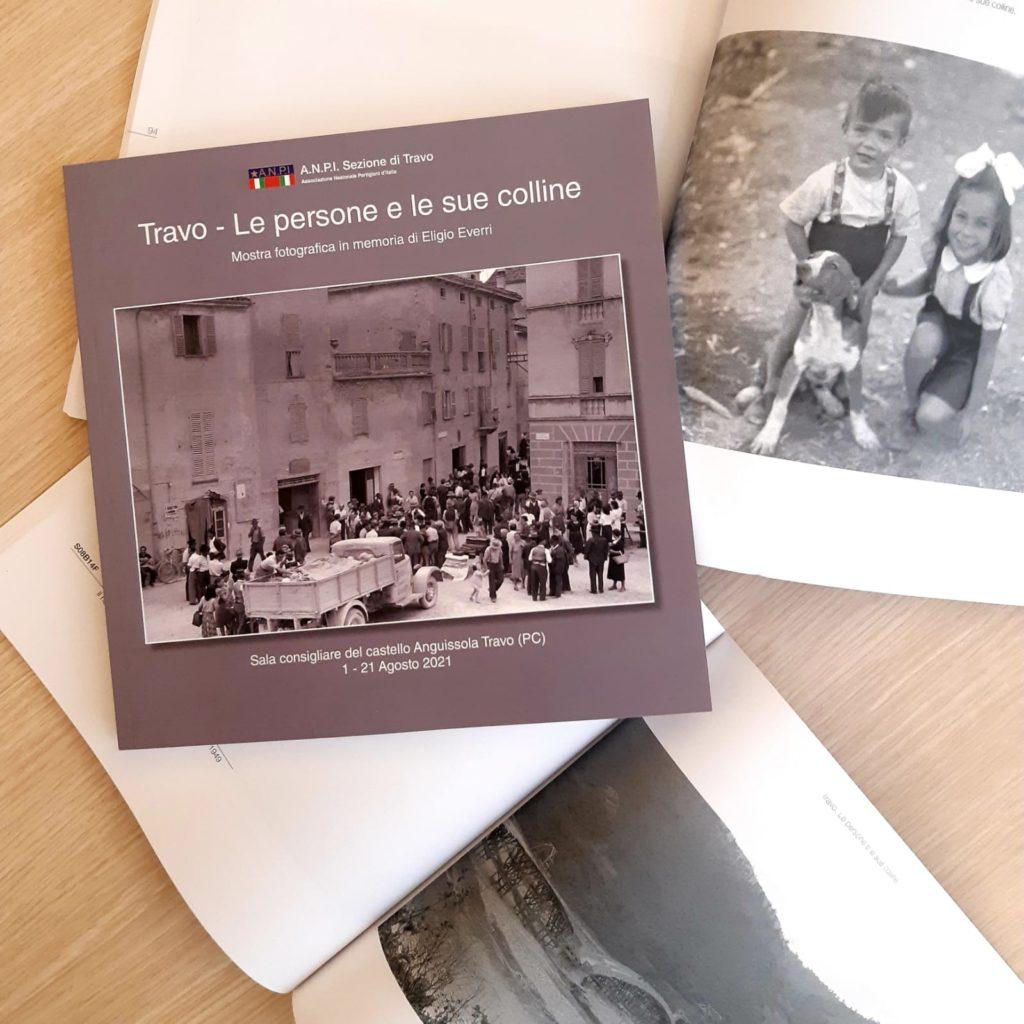 Travo nelle foto ritrovate da Daniele Everri nelle scaffali del padre partigiano