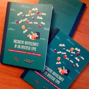"""Read more about the article Ecco """"Incontri ravvicinati di un diverso tipo"""": un libro sulla diversità"""