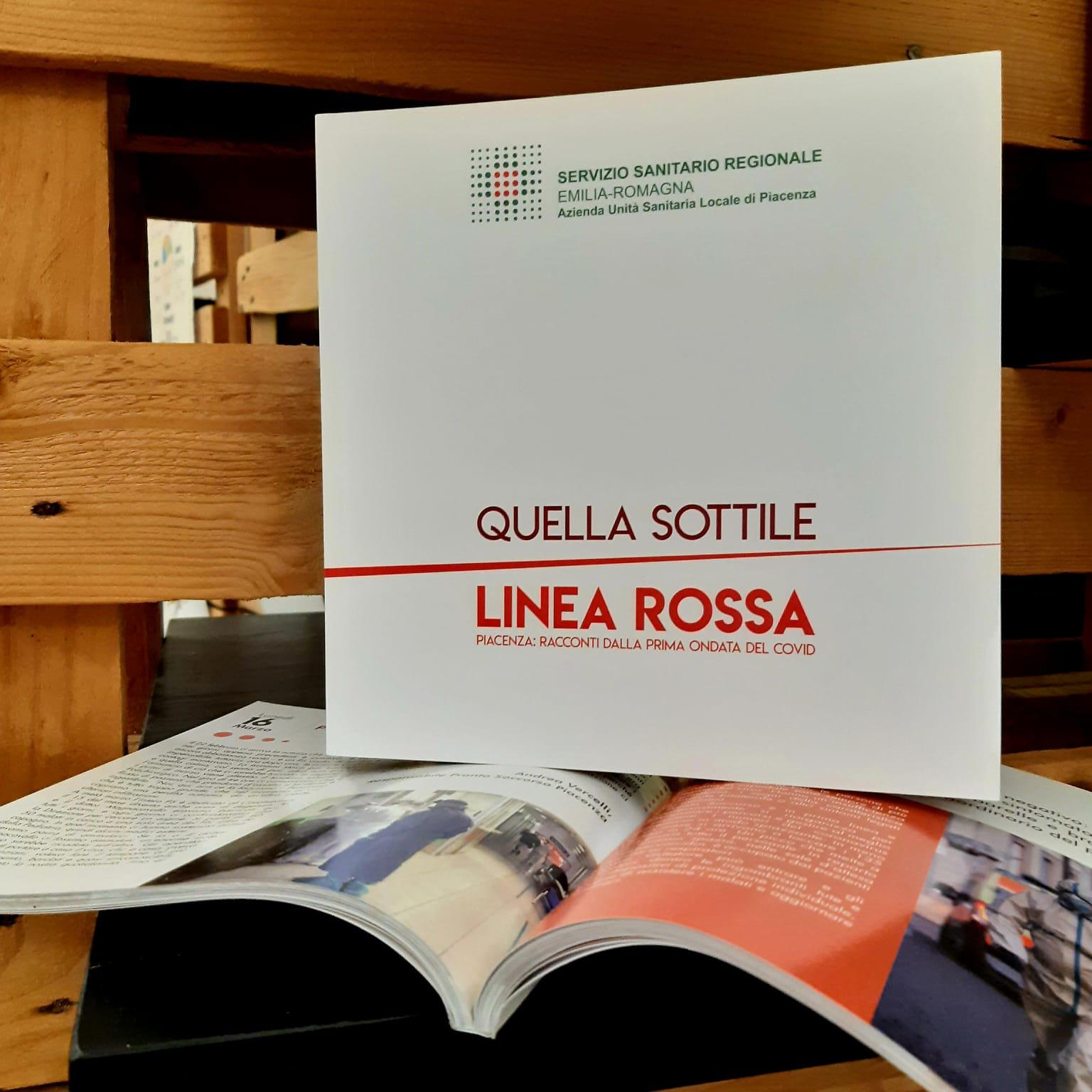 Read more about the article Quella sottile linea rossa: storie dal primo anno di Covid a Piacenza