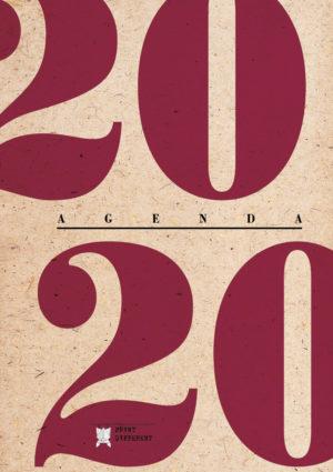 Agenda 2020 settimanale A5