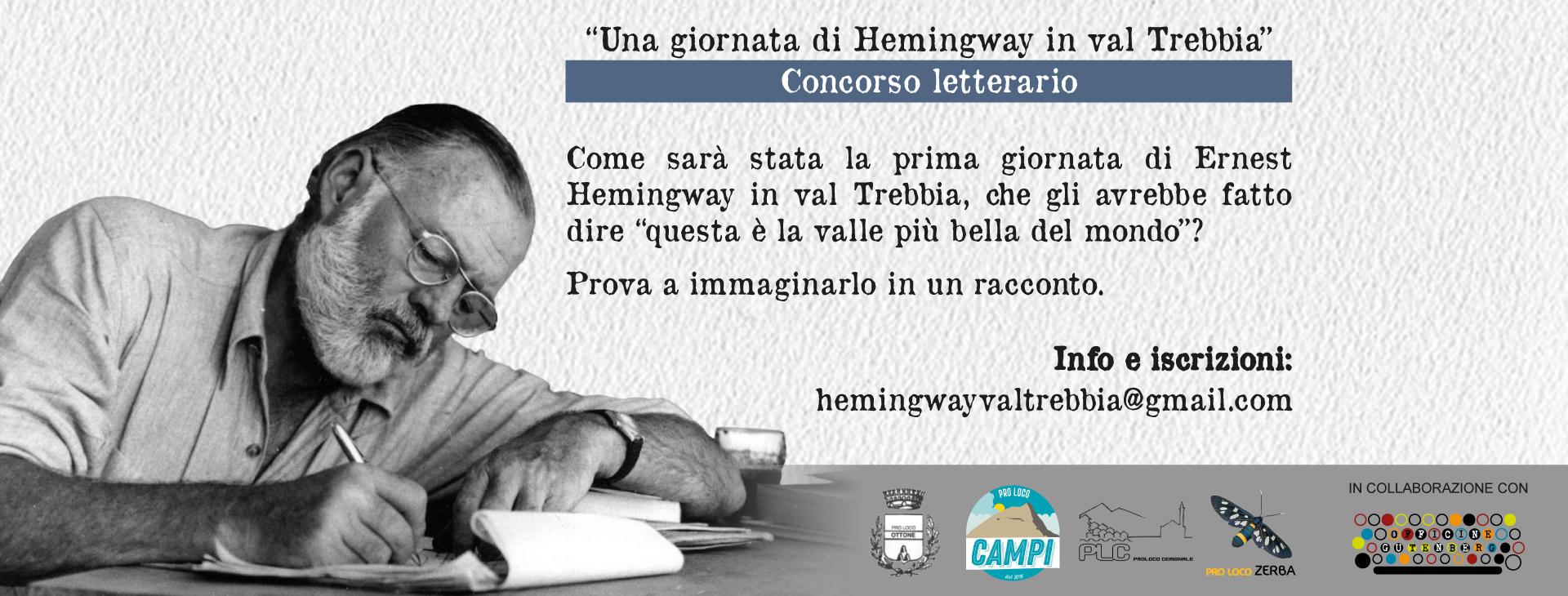 Read more about the article Un nuovo concorso!