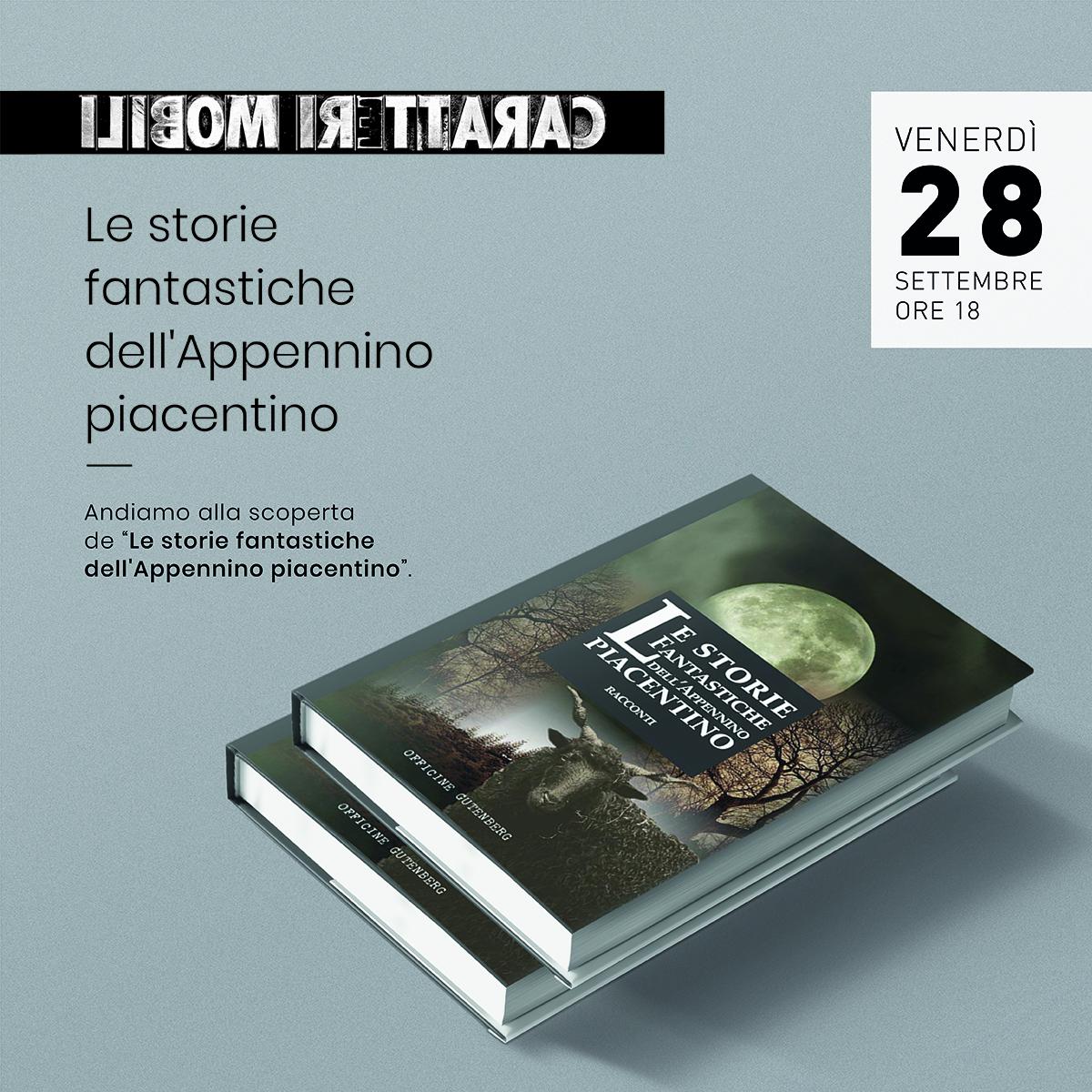 "Read more about the article Le ""storie fantastiche"" arrivano a Caratteri Mobili"
