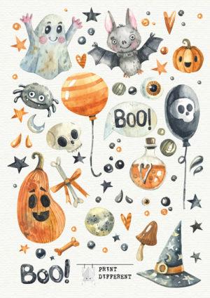 Quaderno Halloween 2018