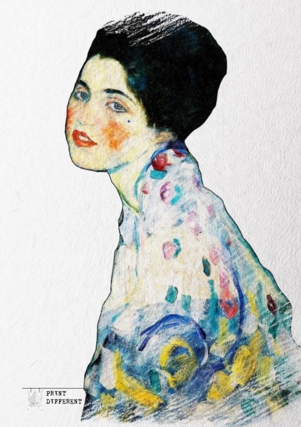 Bloc-notes Klimt