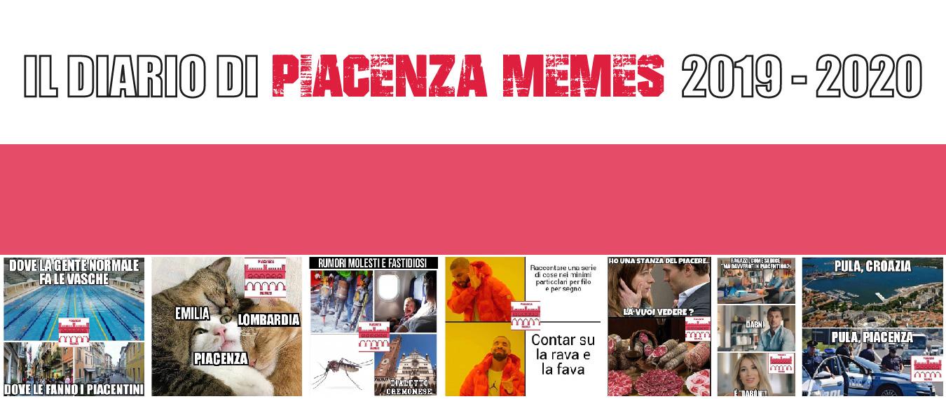 Il diario di Piacenza Memes
